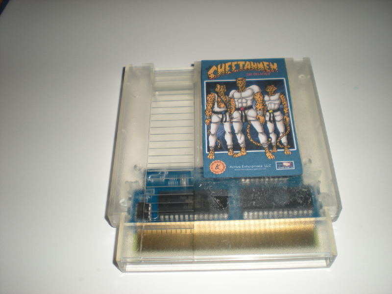 Clear Box Front